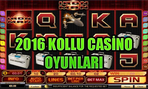 2016 yeni kollu casino oyunları, 2016 kollu casino oyunu siteleri, 2016 kollu casino oyunları